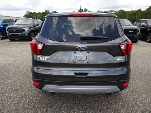 2019 Magnetic Ford Escape SEL FWD EcoBoost 1.5L I4 GTDi DOHC Turbocharged VCT Engine 4 Door