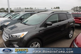 2019 Ford Escape SEL SUV 4 Door FWD