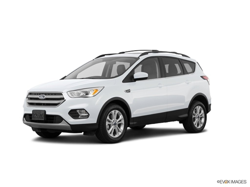 2019 Ford Escape SEL SUV EcoBoost 1.5L I4 GTDi DOHC Turbocharged VCT Engine 4 Door