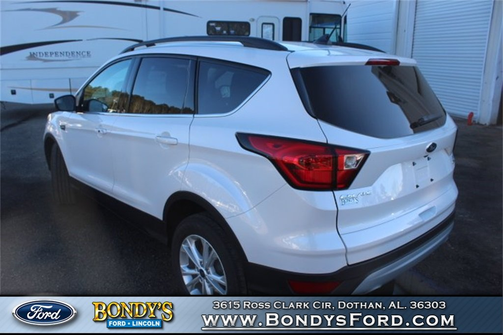 2019 Ford Escape SEL EcoBoost 1.5L I4 GTDi DOHC Turbocharged VCT Engine Automatic SUV FWD