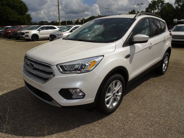 2019 Ford Escape SEL 4 Door Automatic EcoBoost 1.5L I4 GTDi DOHC Turbocharged VCT Engine FWD SUV