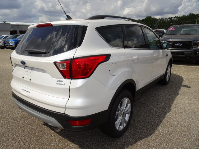 2019 Ford Escape SEL 4 Door Automatic EcoBoost 1.5L I4 GTDi DOHC Turbocharged VCT Engine