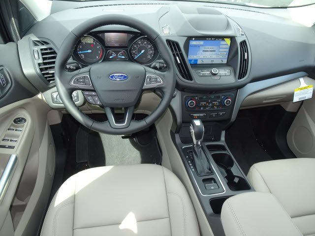 2019 Ford Escape SEL 4 Door SUV FWD Automatic EcoBoost 1.5L I4 GTDi DOHC Turbocharged VCT Engine