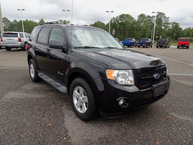 2009 Ford Escape Hybrid SUV Automatic (CVT) 4 Door FWD