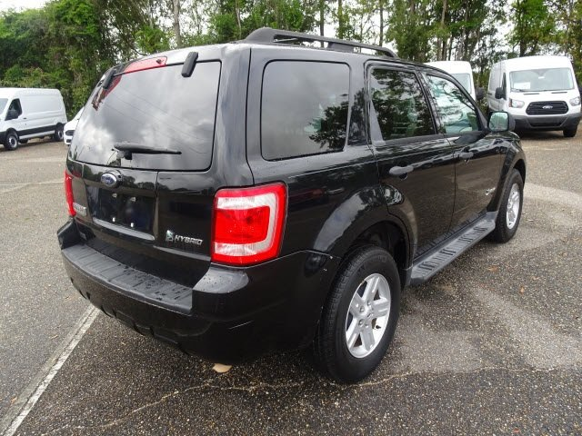 2009 Ford Escape Hybrid Automatic (CVT) SUV FWD 2.5L I4 Atkinson-Cycle Electric Motor 4V Engine