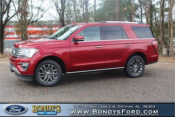 2019 Ford Expedition Limited RWD 4 Door SUV Automatic