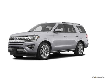 2019 Ingot Silver Ford Expedition Limited EcoBoost 3.5L V6 GTDi DOHC 24V Twin Turbocharged Engine Automatic 4 Door SUV
