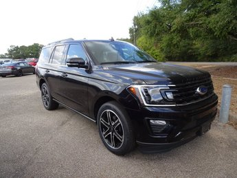 2019 Black Metallic Ford Expedition Limited Automatic SUV EcoBoost 3.5L V6 GTDi DOHC 24V Twin Turbocharged Engine RWD 4 Door