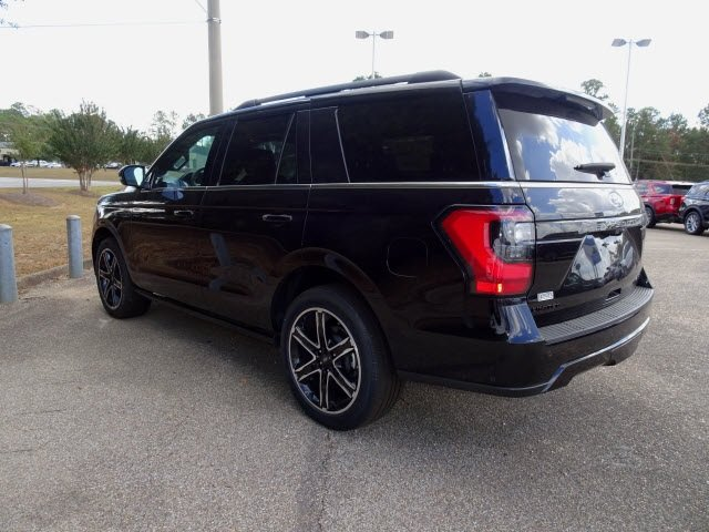 2019 Ford Expedition Limited 4 Door Automatic RWD EcoBoost 3.5L V6 GTDi DOHC 24V Twin Turbocharged Engine