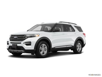 2020 Ford Explorer XLT Automatic 4 Door SUV RWD EcoBoost 2.3L I4 GTDi DOHC Turbocharged VCT Engine