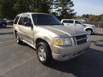 2003 Silver Birch Clearcoat Metallic Ford Explorer Sport Automatic 2 Door RWD SUV