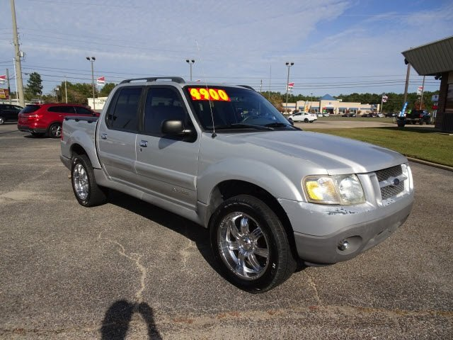 2002 Ford Explorer Sport Trac Base 4 Door Truck RWD Automatic 4.0L V6 SOHC Engine