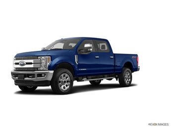 2019 Ford Super Duty F-250 SRW Lariat Automatic 4X4 4 Door Truck