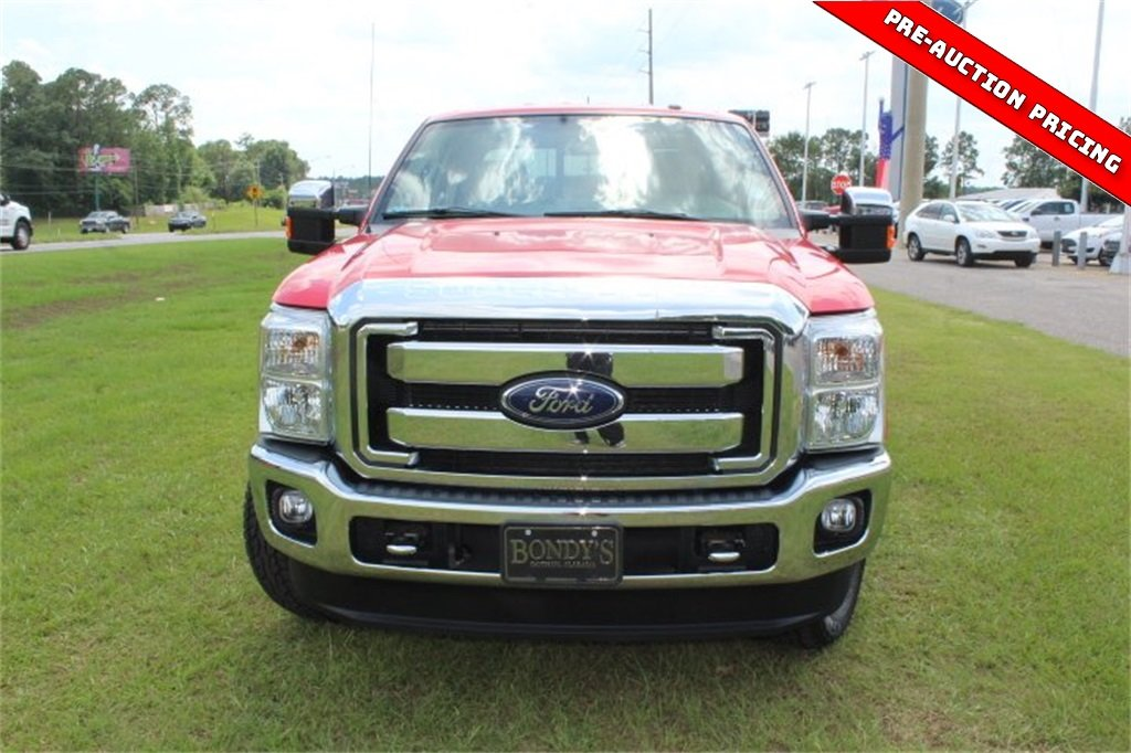 2016 Ford Super Duty F-250 SRW Lariat 4 Door Truck Power Stroke 6.7L V8 DI 32V OHV Turbodiesel Engine Automatic