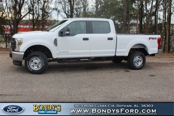 2019 Ford Super Duty F-250 SRW Power Stroke 6.7L V8 DI 32V OHV Turbodiesel Engine Automatic 4 Door 4X4 Truck