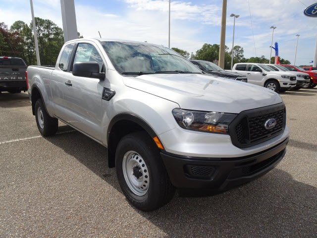2019 Ford Ranger XL Truck RWD 4 Door