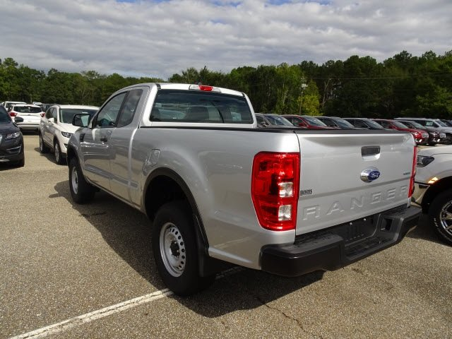 2019 Ford Ranger XL 4 Door EcoBoost 2.3L I4 GTDi DOHC Turbocharged VCT Engine RWD Automatic Truck