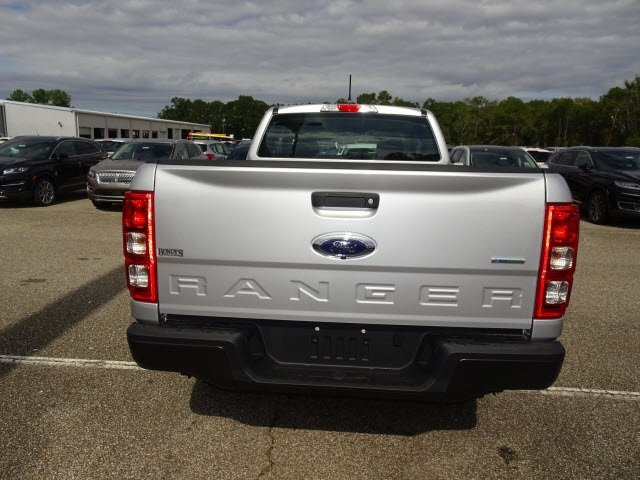 2019 Ford Ranger XL EcoBoost 2.3L I4 GTDi DOHC Turbocharged VCT Engine 4 Door Automatic RWD Truck