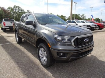 2019 Ford Ranger XLT 4 Door Automatic EcoBoost 2.3L I4 GTDi DOHC Turbocharged VCT Engine 4X4 Truck