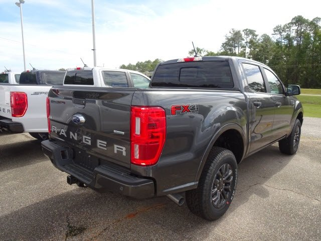 2019 Magnetic Ford Ranger XLT Truck EcoBoost 2.3L I4 GTDi DOHC Turbocharged VCT Engine 4 Door 4X4