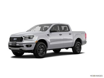 2019 Ford Ranger XLT 4 Door Automatic Truck