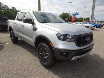 2019 Ford Ranger XLT Truck 4X4 EcoBoost 2.3L I4 GTDi DOHC Turbocharged VCT Engine Automatic 4 Door