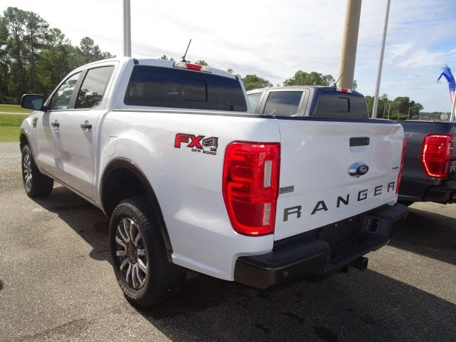 2019 Ford Ranger XLT 4X4 Automatic EcoBoost 2.3L I4 GTDi DOHC Turbocharged VCT Engine 4 Door Truck