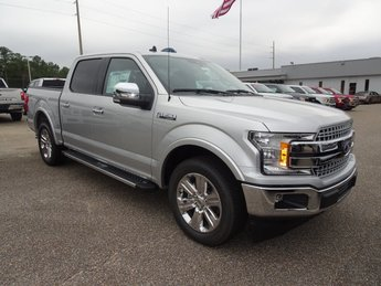 2019 Ford F-150 Lariat 5.0L V8 Ti-VCT Engine RWD 4 Door Automatic