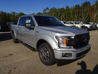 2019 Ford F-150 XLT 5.0L V8 Ti-VCT Engine Truck 4 Door RWD
