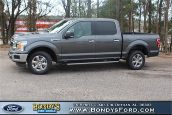 2019 Ford F-150 XLT 4 Door 5.0L V8 Ti-VCT Engine Automatic Truck