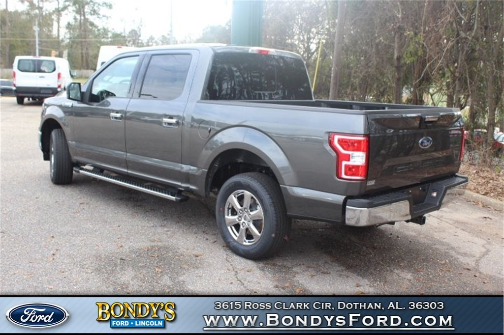 2019 Ford F-150 XLT 4 Door 5.0L V8 Ti-VCT Engine Automatic Truck RWD