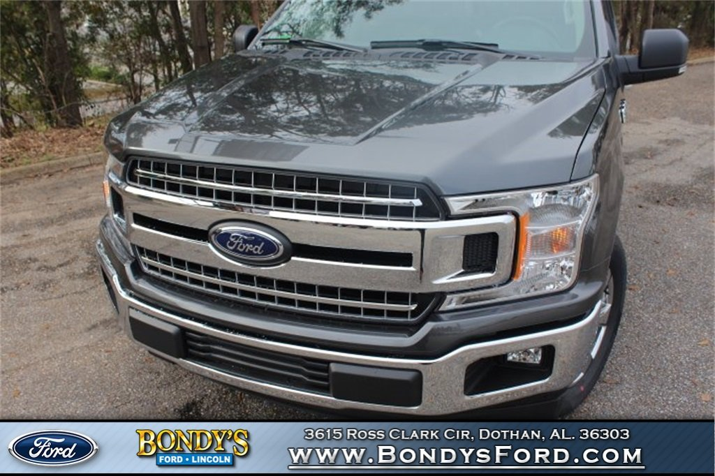 2019 Magnetic Ford F-150 XLT Truck RWD 4 Door 5.0L V8 Ti-VCT Engine
