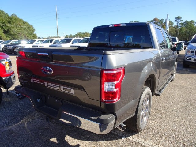 2019 Magnetic Metallic Ford F-150 XLT Truck 4 Door RWD Automatic