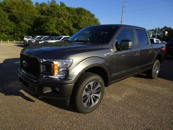 2019 Magnetic Metallic Ford F-150 Lariat RWD 4 Door Automatic