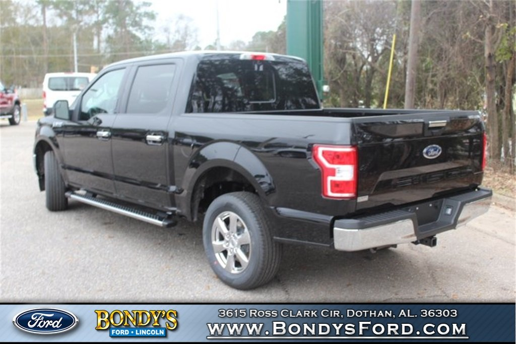 2019 Ford F-150 XLT 4 Door Truck RWD Automatic 5.0L V8 Ti-VCT Engine