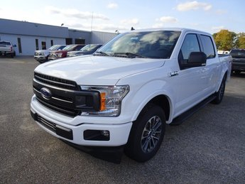2019 Ford F-150 XLT Automatic RWD Truck 5.0L V8 Ti-VCT Engine 4 Door