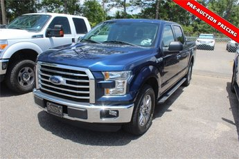 2016 Ford F-150 XLT 2.7L V6 EcoBoost Engine Automatic 4 Door Truck RWD