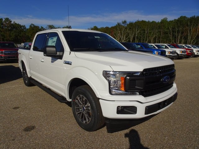 2019 Ford F-150 XLT 4 Door RWD Automatic Truck