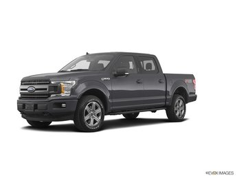 2019 Ford F-150 XLT Truck 4 Door Automatic RWD EcoBoost 2.7L V6 GTDi DOHC 24V Twin Turbocharged Engine