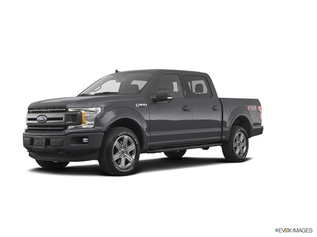 2019 Magnetic Ford F-150 XLT RWD Automatic Truck EcoBoost 2.7L V6 GTDi DOHC 24V Twin Turbocharged Engine 4 Door
