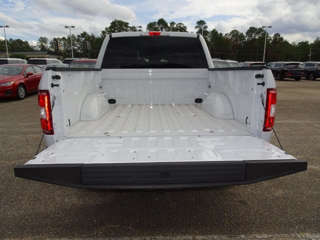 2019 Oxford White Ford F-150 XLT Automatic 4 Door Truck
