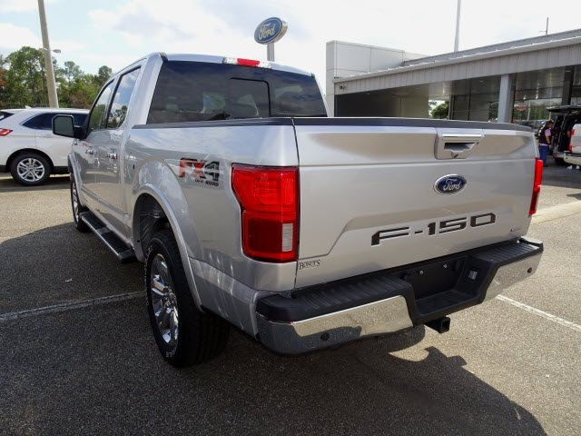 2019 Ford F-150 Lariat Truck Automatic EcoBoost 3.5L V6 GTDi DOHC 24V Twin Turbocharged Engine