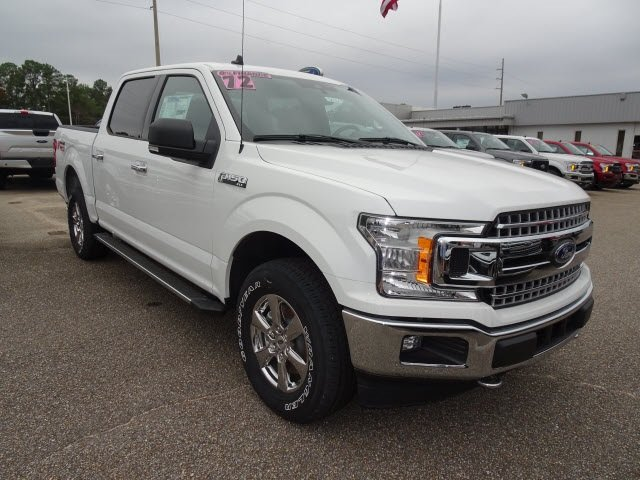 2019 Ford F-150 XLT Truck Automatic EcoBoost 3.5L V6 GTDi DOHC 24V Twin Turbocharged Engine 4X4