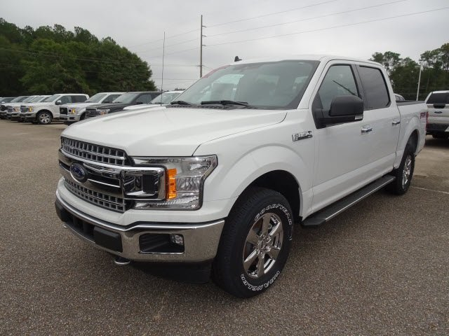 2019 Ford F-150 XLT EcoBoost 3.5L V6 GTDi DOHC 24V Twin Turbocharged Engine Automatic Truck