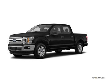 2018 Ford F-150 XLT Automatic Truck 5.0L V8 Engine 4 Door 4X4