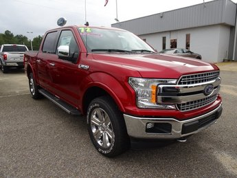2019 Ford F-150 Lariat Automatic 5.0L V8 Ti-VCT Engine 4X4