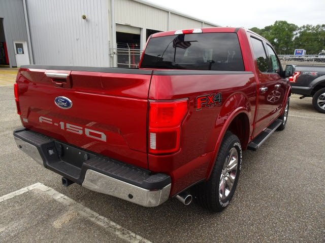 2019 Ford F-150 Lariat Truck 4 Door 4X4 5.0L V8 Ti-VCT Engine Automatic