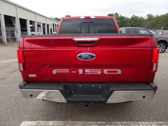 2019 Ford F-150 Lariat 4X4 5.0L V8 Ti-VCT Engine Automatic Truck 4 Door