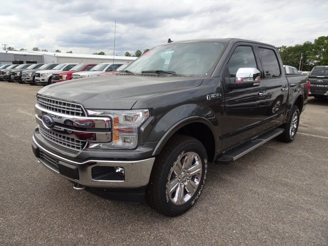 2019 Ford F-150 Lariat Automatic 5.0L V8 Ti-VCT Engine 4 Door 4X4 Truck