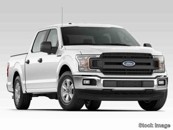 2019 Ford F-150 XL Automatic Truck 5.0L V8 Ti-VCT Engine 4X4 4 Door